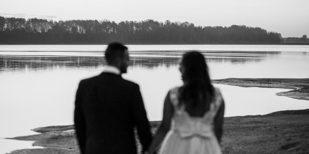 Iza i Michał - ślubna sesja plenerowa